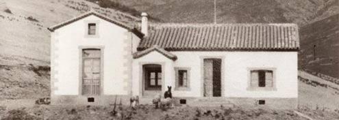 Casa forestal en Villavieja