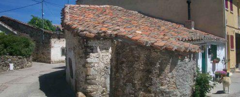 Pueblo de Villavieja del Lozoya