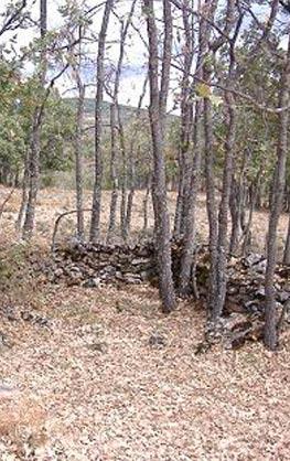Trinchera de Villavieja del Lozoya