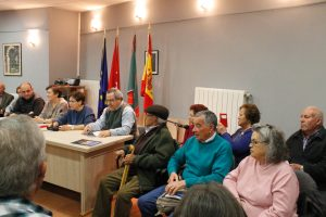 Presentacion libro Villavieja recuerdo